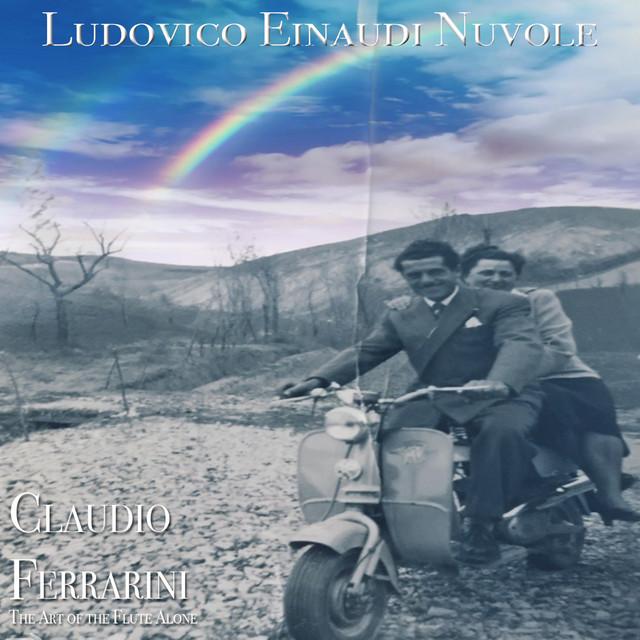 Ludovico Einaudi: Nuvole. Arrangement for flute alone by Claudio Ferrarini