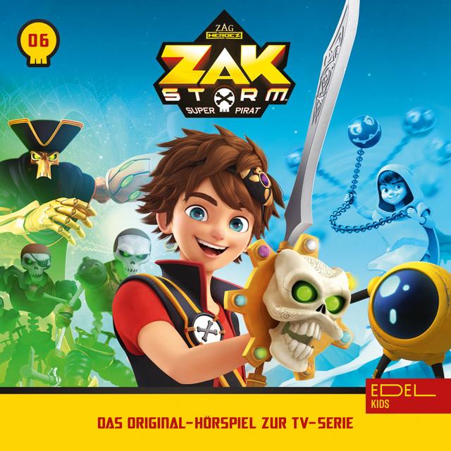 Folge 6: Der Wächter des Wegpunkts  -  Das Meer von Zite (Das Original-Hörspiel zur TV-Serie) Cover