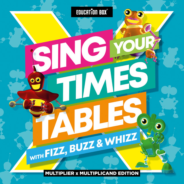 Sing Your Times Tables with Fizz, Buzz and Whizz