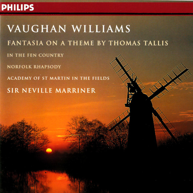 Vaughan Williams Fantasia On A Theme By Thomas Tallis The Wasps In The Fen Country Etc Album By Ralph Vaughan Williams Academy Of St Martin In The Fields Sir Neville Marriner