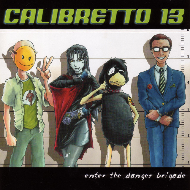 Calibretto 13