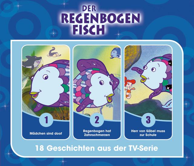 Regenbogenfisch - Hörspielbox