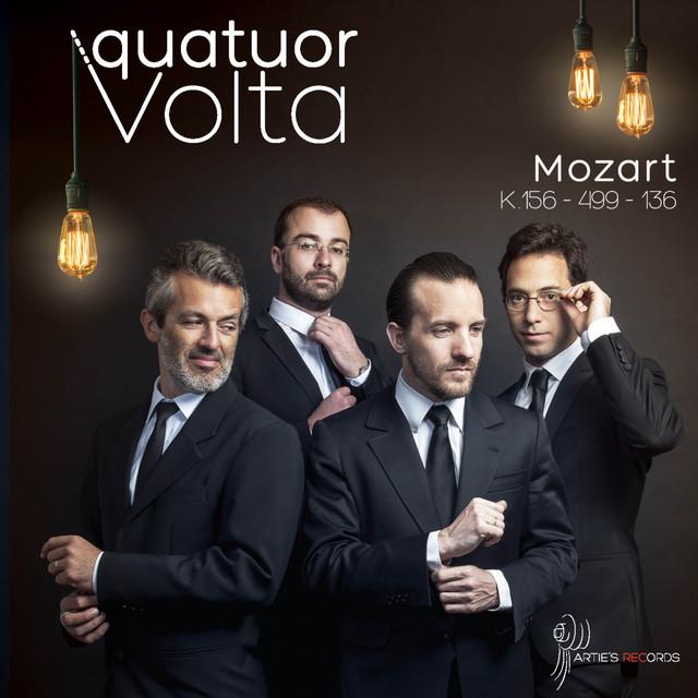 Quatuor Volta: Mozart
