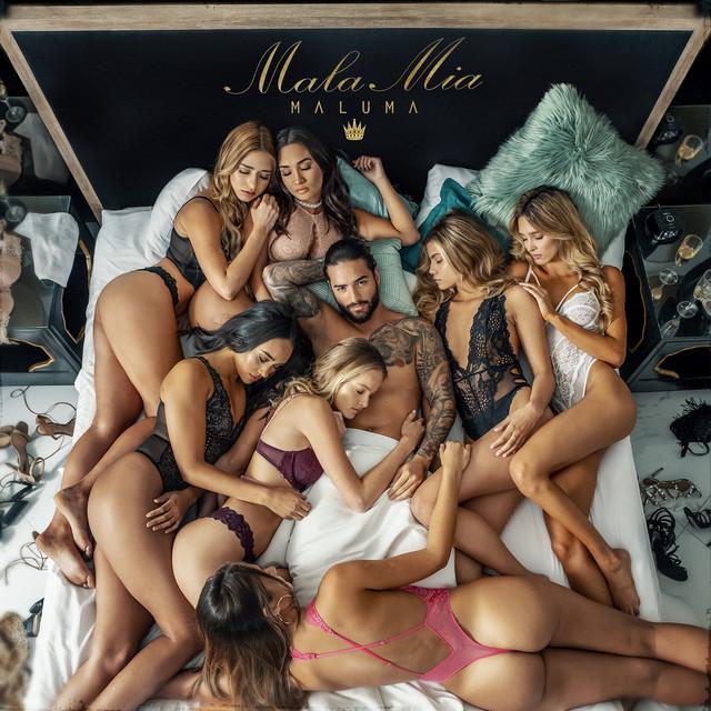Mala Mia album cover