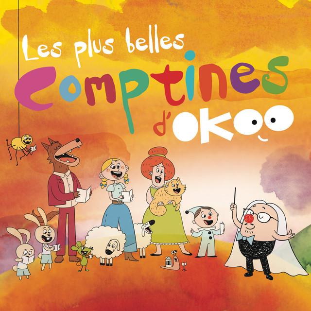 Ah! Les crocodiles - Les plus belles comptines d'Okoo