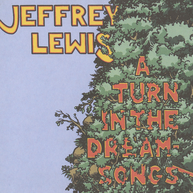 Cover art for Time Trades by Jeffrey Lewis