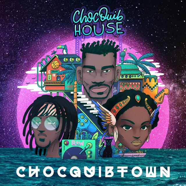 ChocQuibTown - ChocQuib House cover