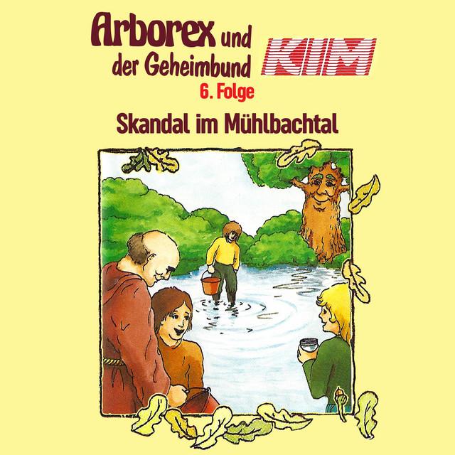 Folge 6: Skandal im Mühlbachtal Cover