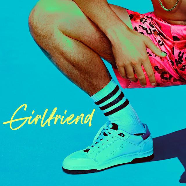 Girlfriend cover art