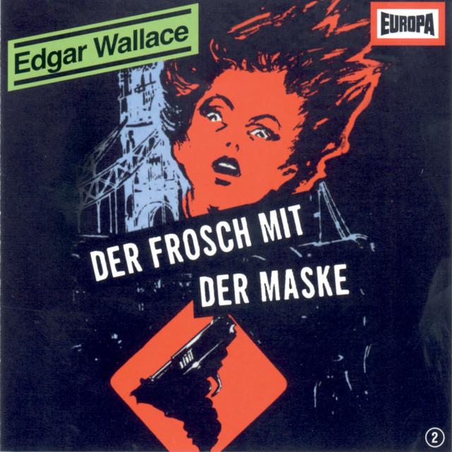 02 - Der Frosch mit der Maske Cover