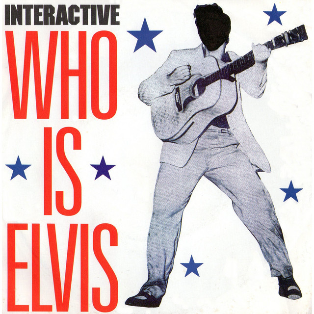 Interactive · Who is Elvis