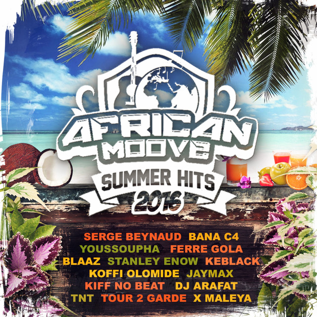African Moove Summer Hits 2016