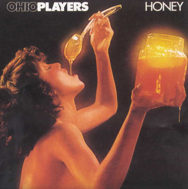 HONEY album cover