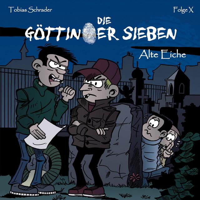 Folge X: Alte Eiche Cover