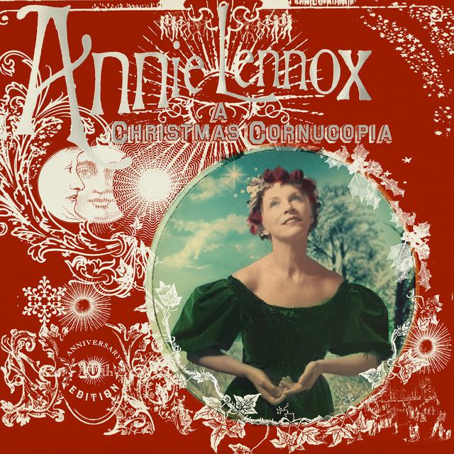 Album cover for A Christmas Cornucopia (10th Anniversary) by Annie Lennox