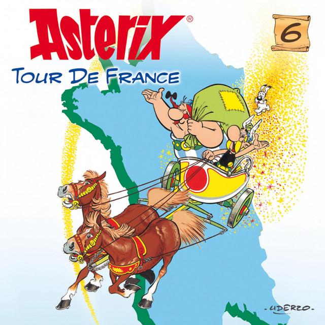 06: Tour De France Cover