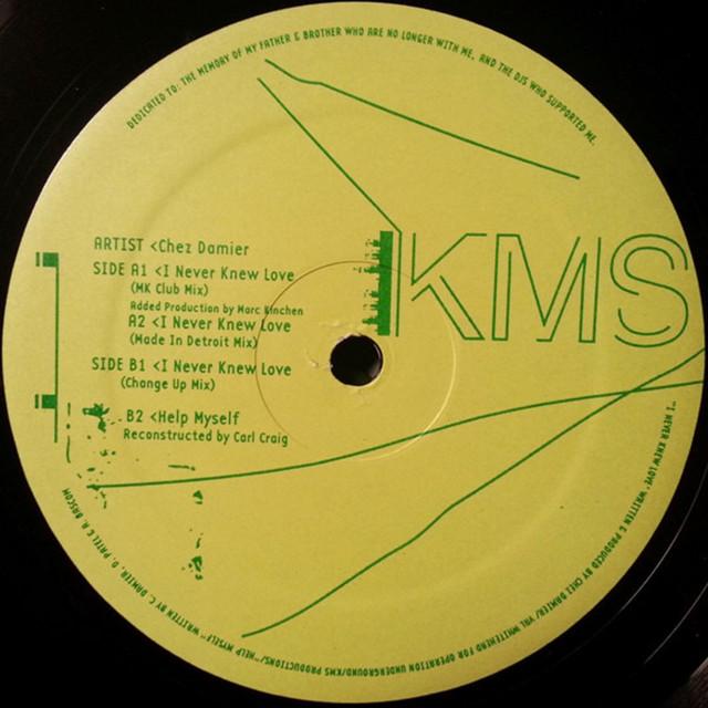 Chez Damier Vinyl