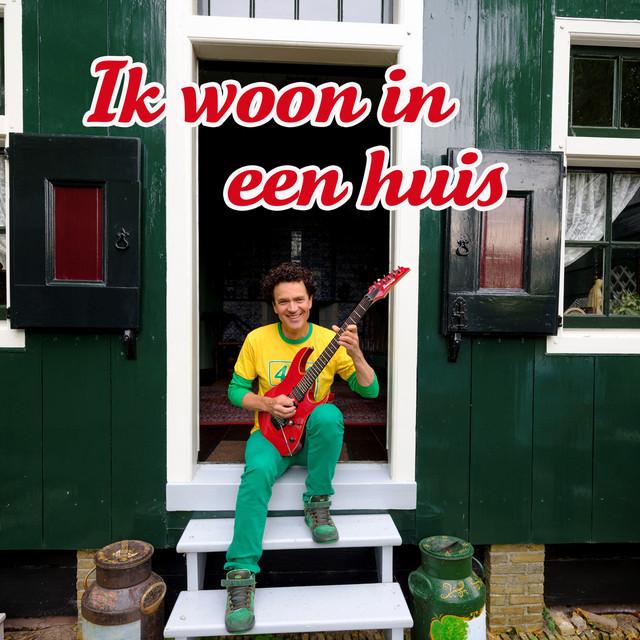 Ik Woon In Een Huis by Dirk Scheele