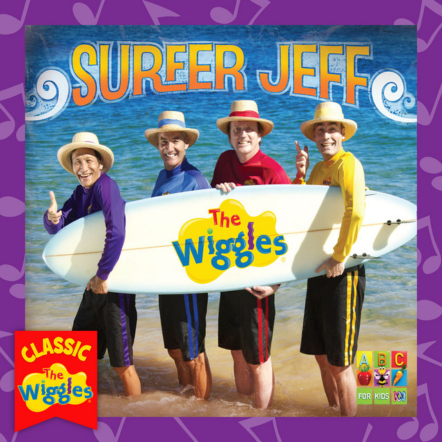 Surfer Jeff (Classic Wiggles) by The Wiggles