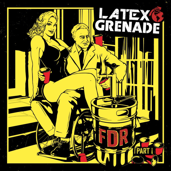 Latex Grenade