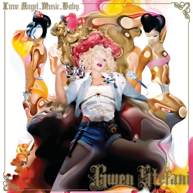 Pochette de Gwen Stefani - Hollaback Girl