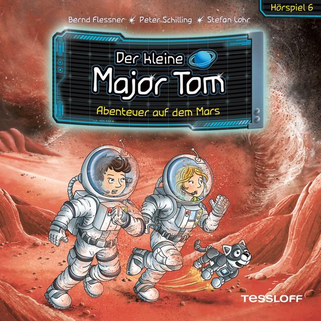 06: Abenteuer auf dem Mars Cover