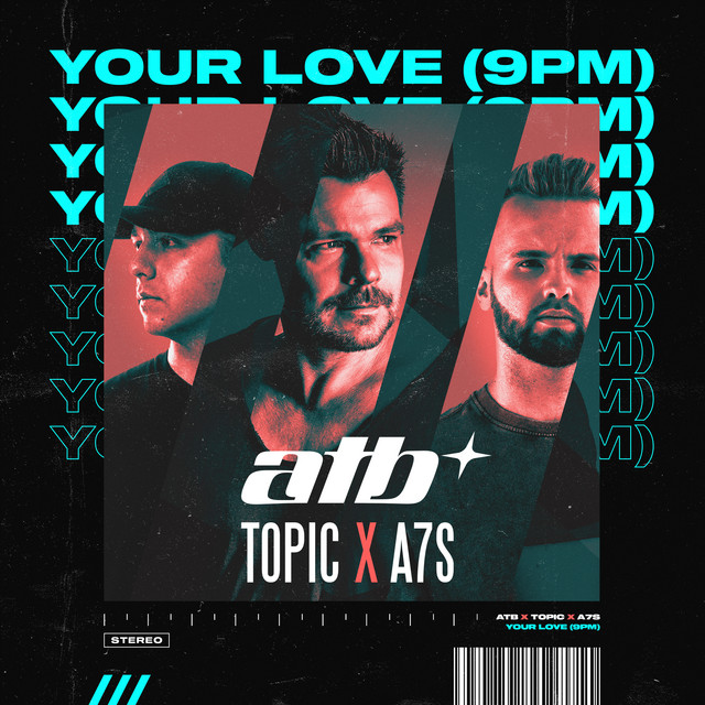 Your Love (9PM) album cover