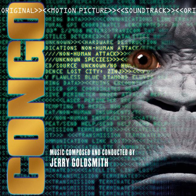 Congo Original Motion Picture Soundtrack - Official Soundtrack