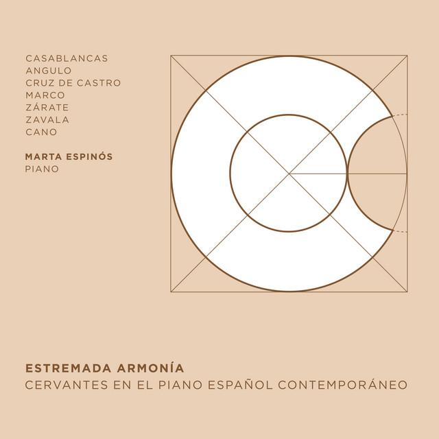 Estremada Armonía. Cervantes en el Piano Español Contemporáneo