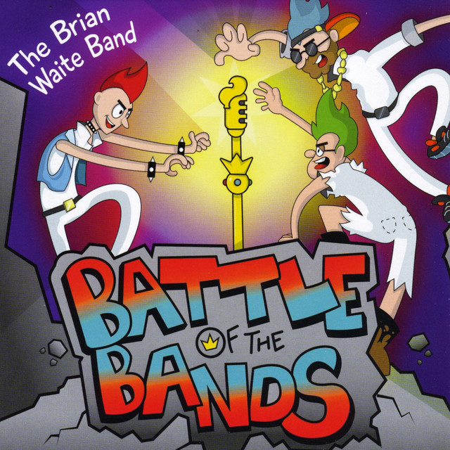 Battle of the Bands by The Brian Waite Band