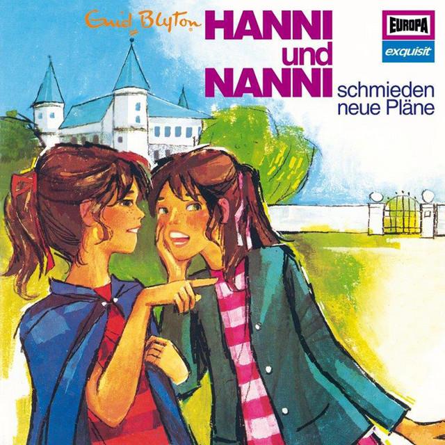 Klassiker 2 - 1972 Hanni und Nanni schmieden neue Pläne Cover