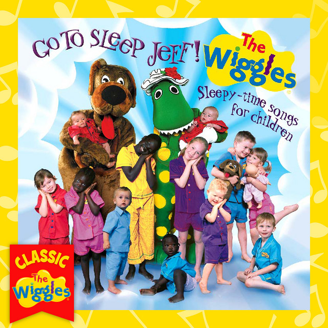 Go to Sleep Jeff! Sleepy-Time Songs for Children (Classic Wiggles) by The Wiggles