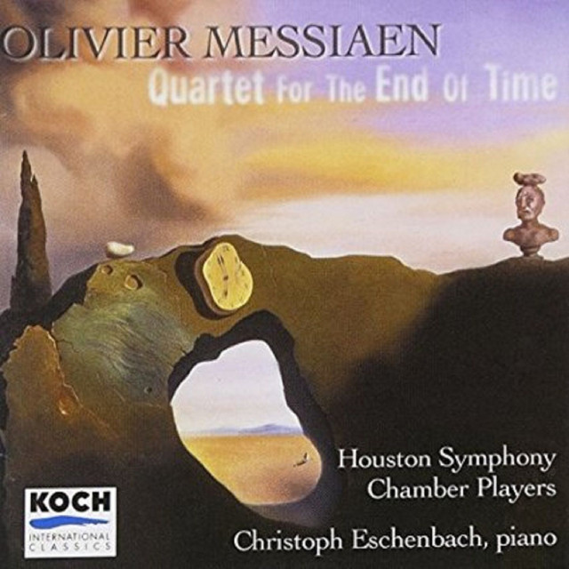 Messiaen: Quartet for the End of Time (Houston Symphony Chamber Players)