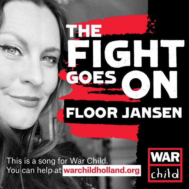 The Fight Goes On (song for War Child) Image