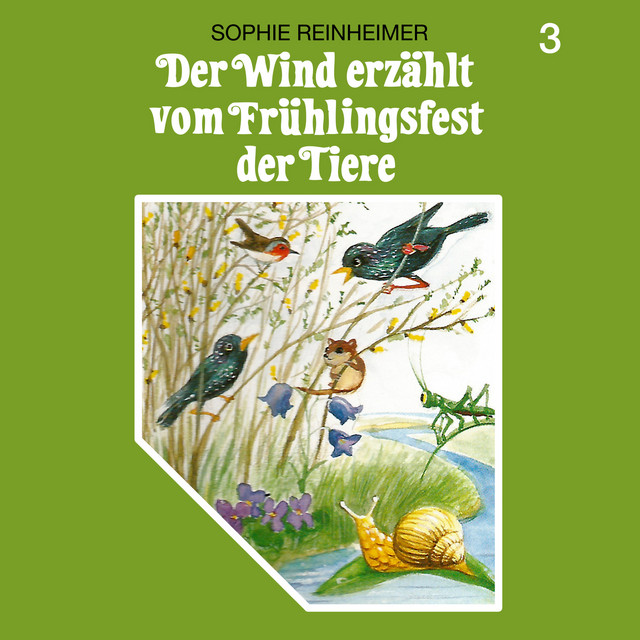 Folge 3: Der Wind erzählt vom Frühlingsfest der Tiere Cover