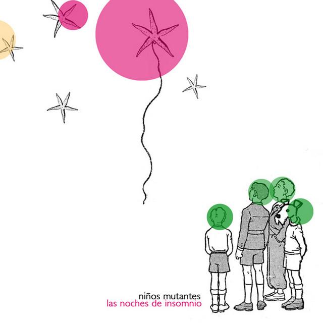 Artwork for Mi Mala Memoria by Niños Mutantes