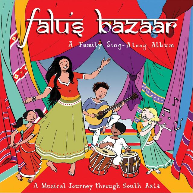 Falu's Bazaar by Falu