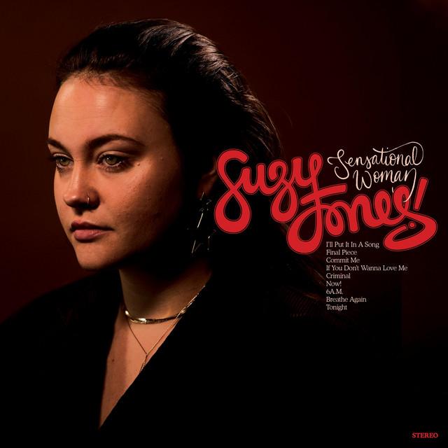 Sensational Woman, Suzy Jones!