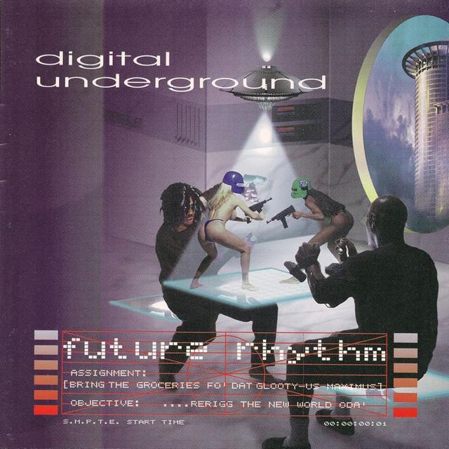 Artwork for We Got More by Digital Underground