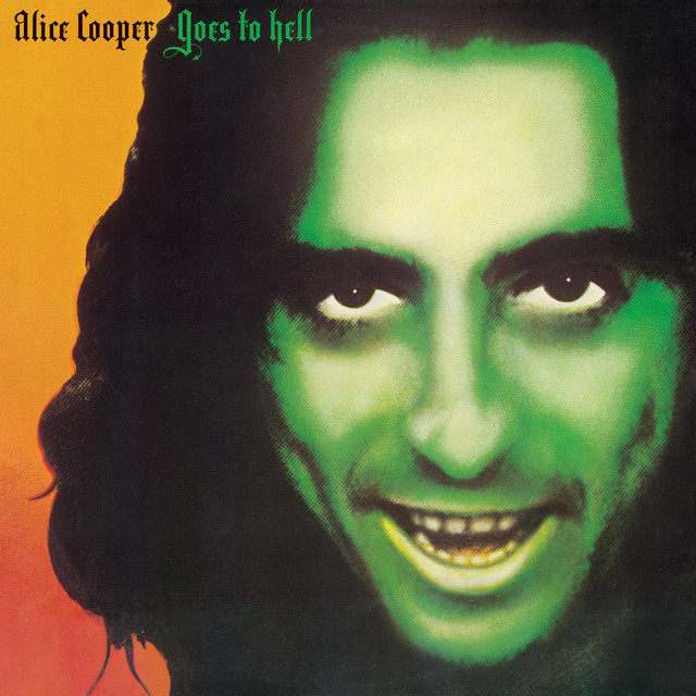 Alice Cooper Goes to Hell - I Never Cry