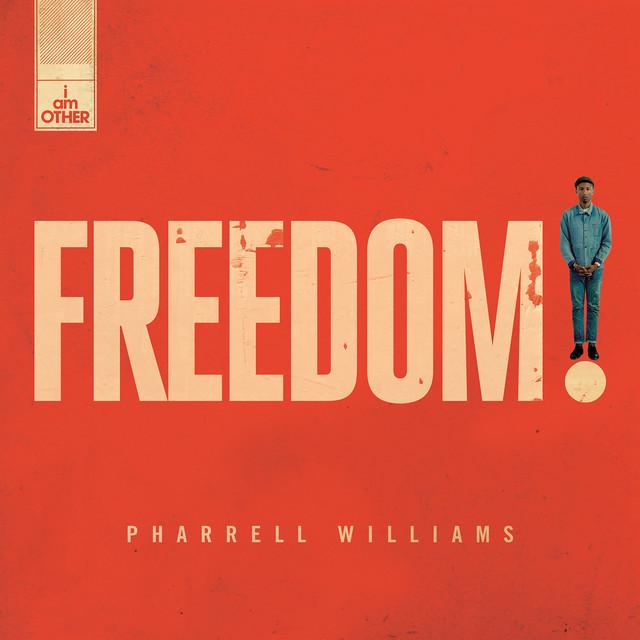 Pharrell Williams Freedom acapella