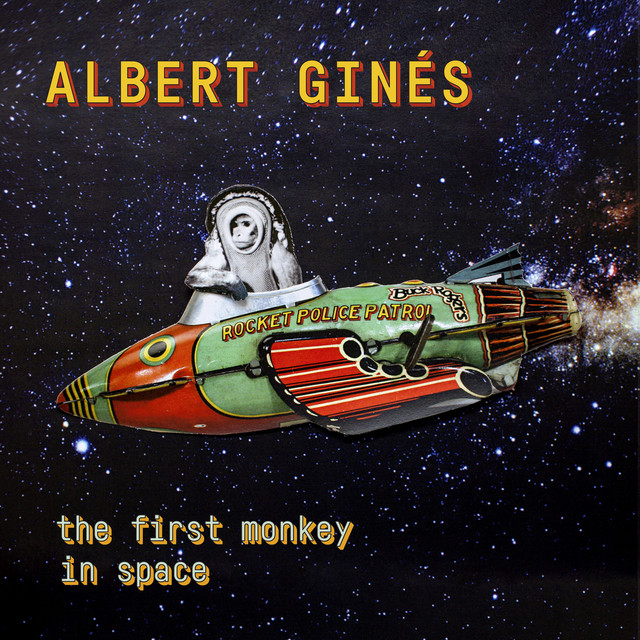 The First Monkey in Space