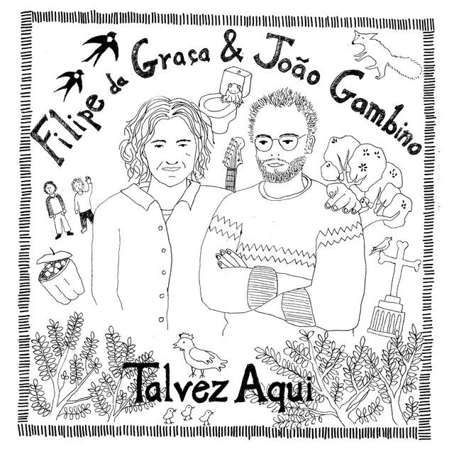 Listen to Talvez Aqui Image