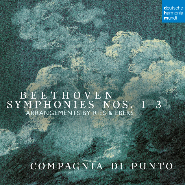 Beethoven: Symphonies Nos. 1-3 (Arr. by Ries & Ebers)