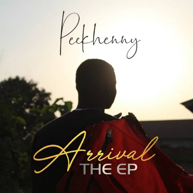 Arrival the - EP Image