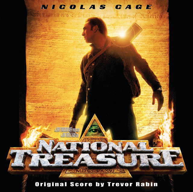 National Treasure - Official Soundtrack