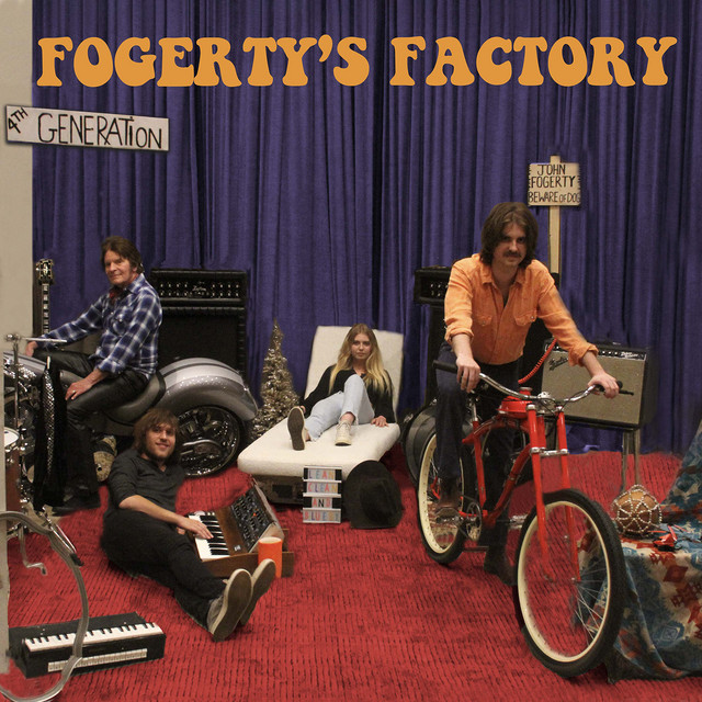 Fogerty's Factory (Expanded)