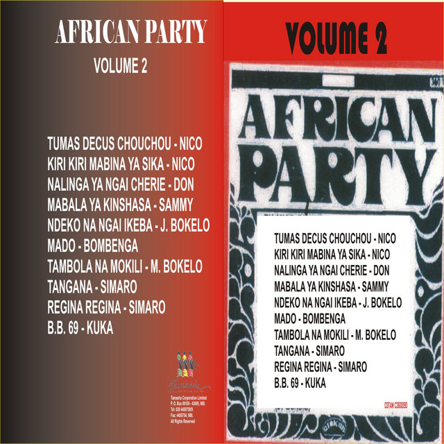 African Party, Vol. 2