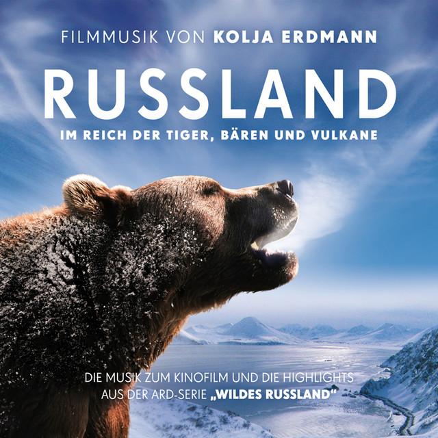 Russland - Im Reich der Tiger, Bären und Vulkane (Original Motion Picture Soundtrack) Image