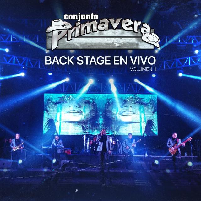 Back Stage En Vivo, Vol. 1